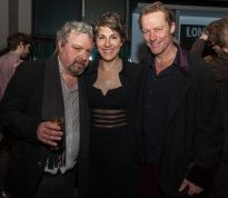 John Sessions, Tamsin Greig and Iain Glen