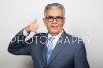 Mr Khaled Almatrafi poses for Bubbly ad campaign