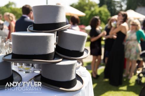 Ushers' hats